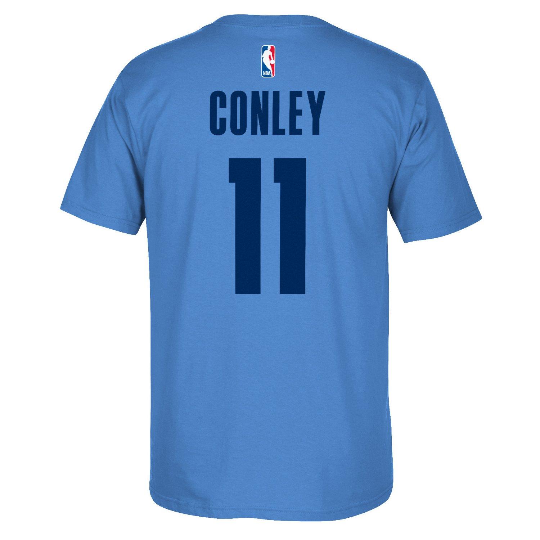 adidas™ Men's Memphis Grizzlies Mike Conley #11 7 Series T-shirt
