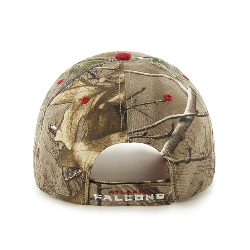 '47 Adults' Atlanta Falcons Realtree Frost MVP Cap - view number 2