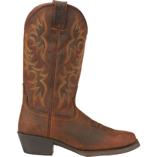 Display product reviews for Justin Men's Sorrel Apache Stampede Western Boots