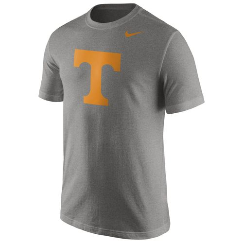 Nike™ Men's University of Tennessee Cotton Logo Short Sleeve T-shirt