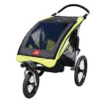 Allen Sports 1-Child Aluminum Jogger & Bicycle Trailer - view number 1