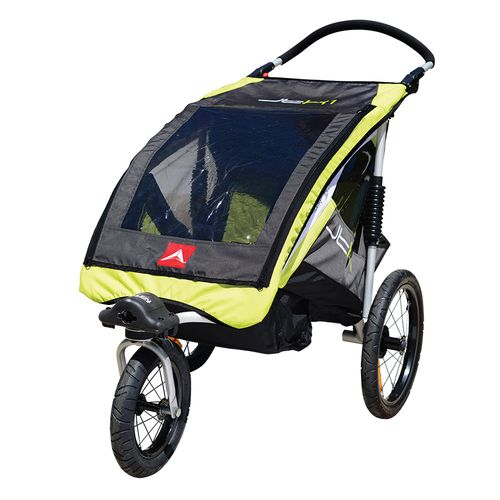 Allen Sports 1-Child Aluminum Jogger & Bicycle Trailer