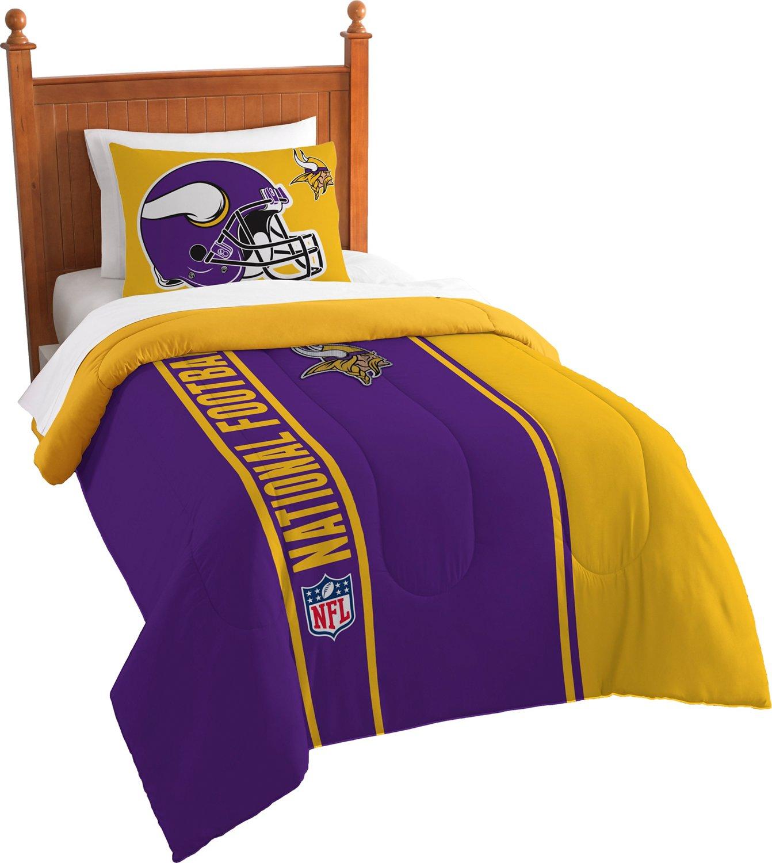 The Northwest Company Minnesota Vikings Twin Comforter and