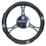 The Northwest Company Miami Dolphins Steering Wheel Cover - view number 1