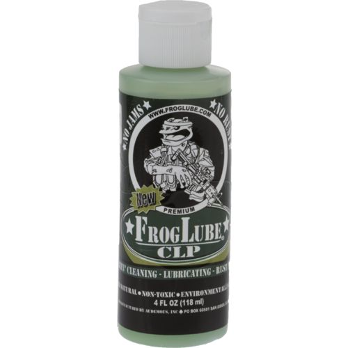 FrogLube CLP 4 oz Liquid Cleaner and Lubricant