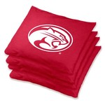 Wild Sports University of Houston Regulation Bean Bags 4-Pack