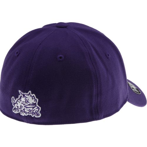 Top of the World Men's Texas Christian University Premium Collection Memory Fit™ Cap - view number 2