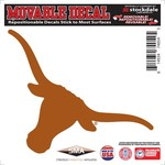 "Stockdale University of Texas 6"" x 6"" Decal"