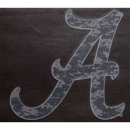 Stockdale University of Alabama Digi Camo Decal