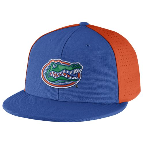 Nike™ Men's University of Florida Players True Swoosh Flex Cap