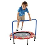 Pure Fun Kids' 36 in Trampoline with Handrail - view number 3
