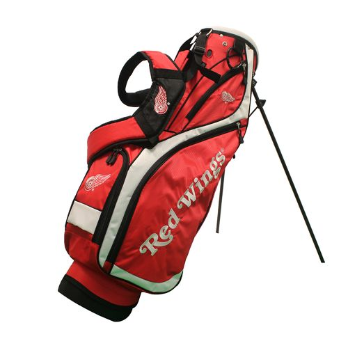 Team Golf Detroit Red Wings Nassau Golf Stand Bag