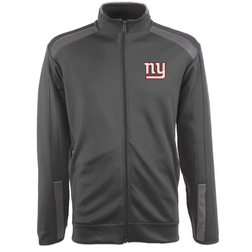 Antigua Men's New York Giants Flight Jacket