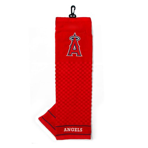Team Golf Los Angeles Angels Embroidered Towel