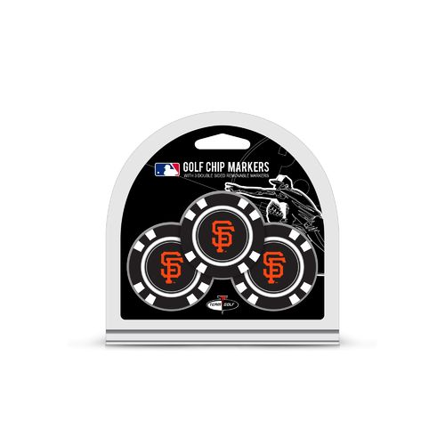 Team Golf San Francisco Giants Poker Chip and Golf Ball Marker Set - view number 1