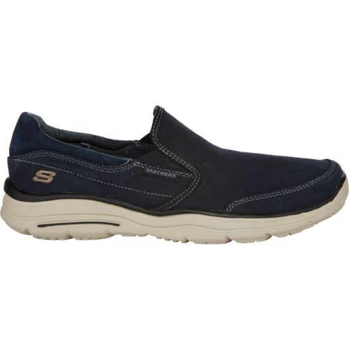 SKECHERS Men's Glides Adamant Slip-On Casual Shoes