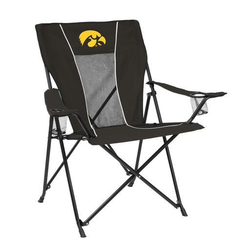 Logo™ University of Iowa Game Time Chair