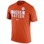 Nike Men's Clemson University Legend Local Verb T-shirt