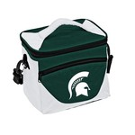 Logo Michigan State University Halftime Lunch Cooler