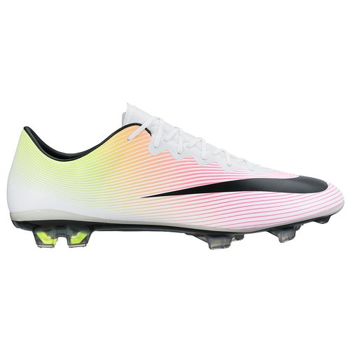 Nike Men\u0027s Mercurial Vapor X FG Soccer Cleats - view number ...