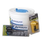 American Angler Insulated Minnow Bucket with Aerator Set