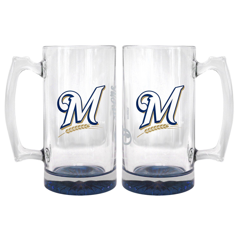 Boelter Brands Milwaukee Brewers Elite 25 oz. Tankard