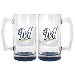 Boelter Brands Milwaukee Brewers Elite 25 oz. Tankard