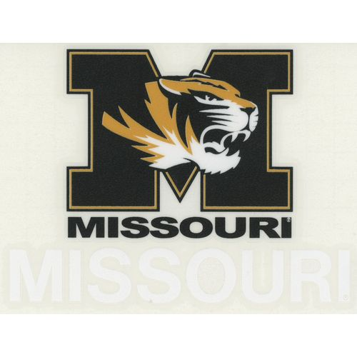 "Stockdale University of Missouri 4"" x 7"" Decals 2-Pack"