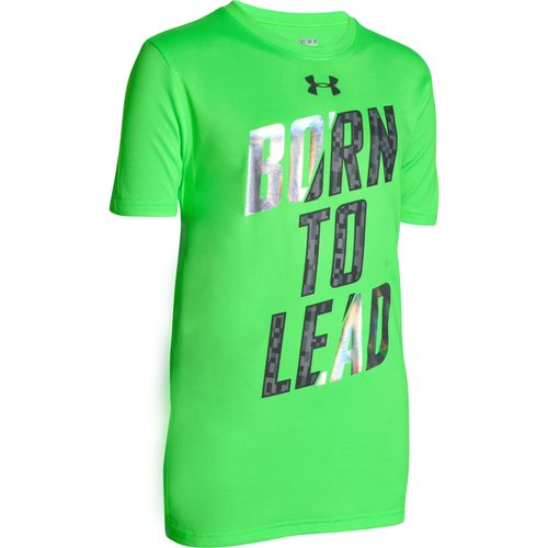 Under Armour® Boys' Born to Lead T-shirt