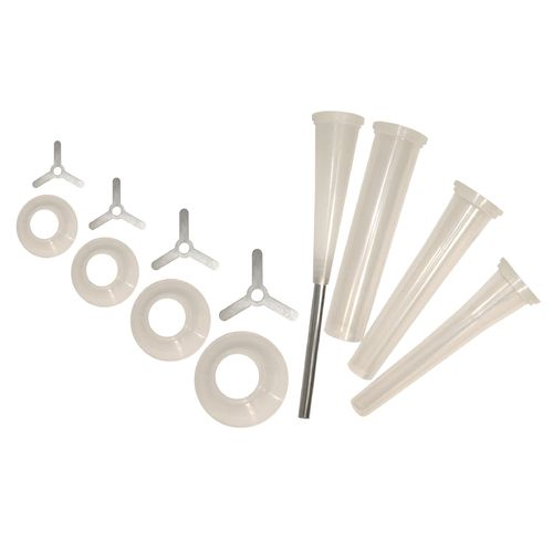Weston 12-Piece Grinder and Stuffer Funnel Set