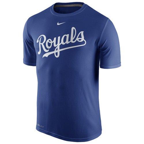 Display product reviews for Nike™ Men's Kansas City Royals Legend Wordmark T-shirt