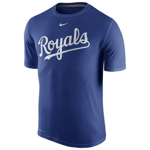 Nike™ Men's Kansas City Royals Legend Wordmark T-shirt