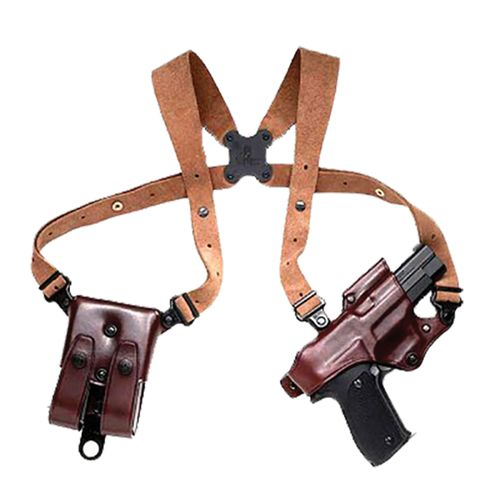 Galco Jackass GLOCK Shoulder Holster System