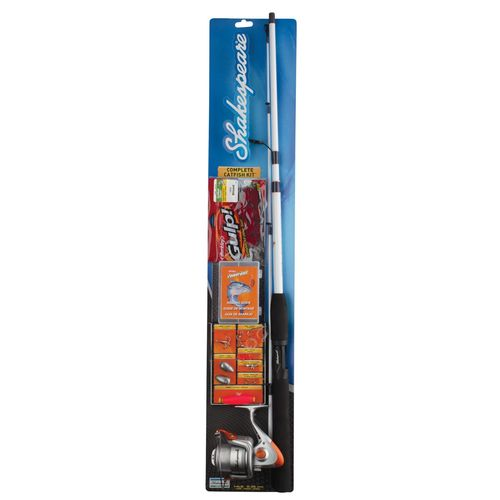 Shakespeare® Complete Catfish 6' MH Spinning Rod and