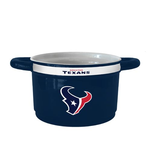 Boelter Brands Houston Texans Gametime 23 oz. Ceramic Bowl