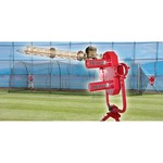Heater Sports Deuce Pitching Machine and Xtender Batting Cage Combo