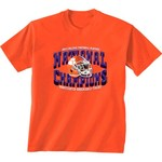 New World Graphics Boys' 2015 Clemson University National Champions Graphic T-shirt