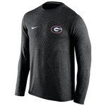 Nike Men's University of Georgia DF Touch Long Sleeve T-shirt