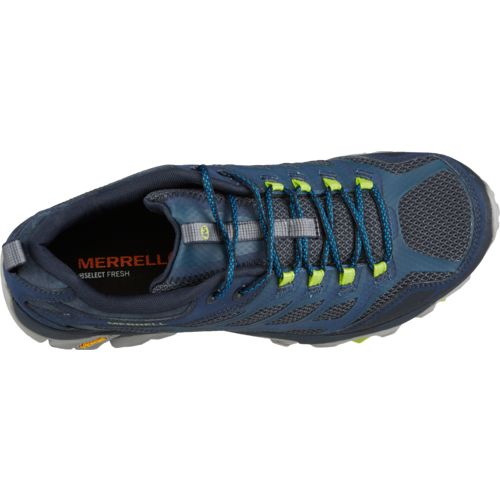 Merrell® Men's Moab FST Hiking Shoes - view number 4