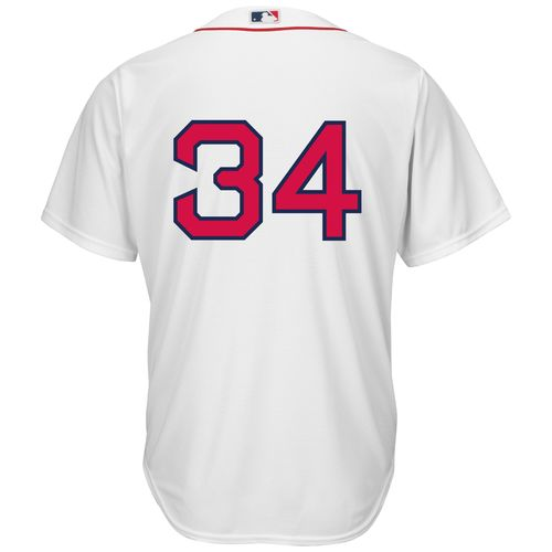 Majestic Men's Boston Red Sox David Ortiz #34 Cool Base® Replica Jersey