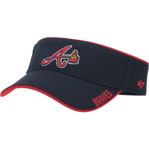 '47 Men's Atlanta Braves Top Rope Visor