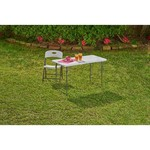 Academy Sports + Outdoors 4 ft Adjustable Folding Table - view number 4