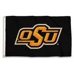 BSI Oklahoma State University 3' x 5' Flag - view number 1