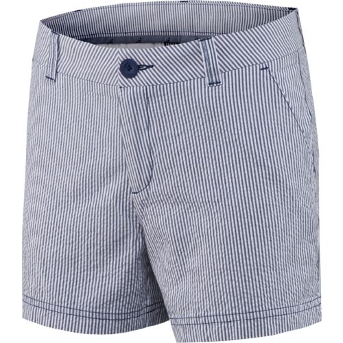 BCG™ Women's Roughin' It Seersucker Shorty Short