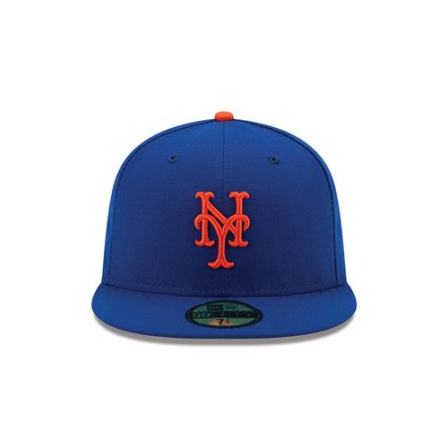 New Era Men's New York Mets 2016 59FIFTY Cap - view number 4