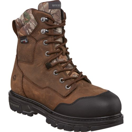 Wolverine Men's Fury Outdoor Hunting Boots - view number 2