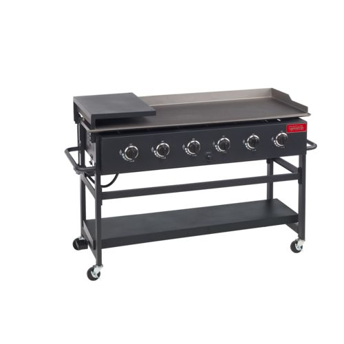 Display product reviews for Outdoor Gourmet 6-Burner Gas Griddle
