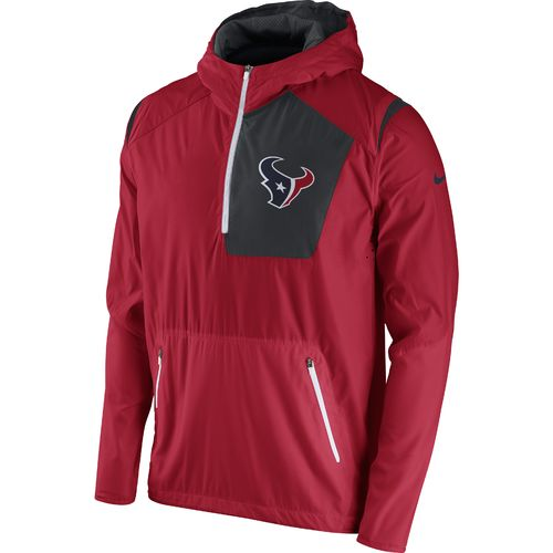 Nike Men's Houston Texans Vapor Speed Fly Rush Jacket