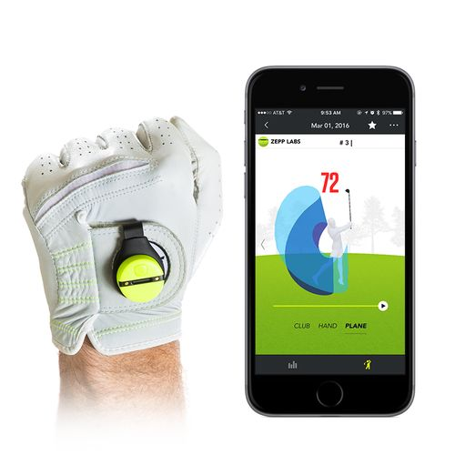 Display product reviews for Zepp 2 Golf Training System