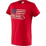 Academy Sports + Outdoors™ Adults' Americana 2016 US of A T-shirt